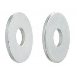 Podkładka okrągła zgrubna powiększona - surowa