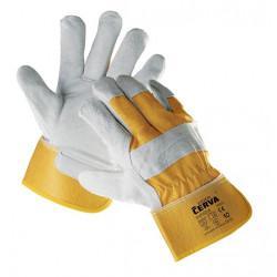 Rękawice wzmacniane skórą EIDER