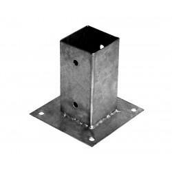 Podstawa słupa o podstawie prostokątnej (PSP)